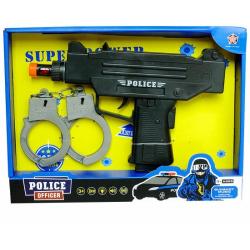 Obrázek Policejní pistole s pouty