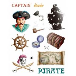Obrázek Razítka gelová - pirát