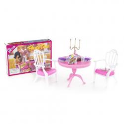 Obrázek Glorie Stůl s křesílky