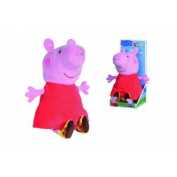 Obrázek Plyšové Prasátko Peppa Pig se zvukem 22 cm