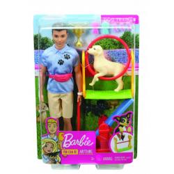 Obrázek Barbie Ken a povolání herní set - 2 druhy