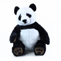 Obrázek Velká Plyšová panda sedící 61 cm