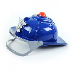 Obrázek helma policie se zvukem a světlem