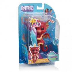 Obrázek Fingerlings Baby Dráček Ruby