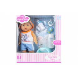 Obrázek Panenka 30 cm čůrací chlapeček
