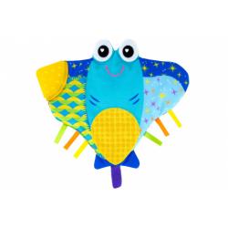 Obrázek Lamaze - Šustící rejnok Monty