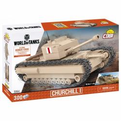 Obrázek Cobi 3064  WOT Churchill I