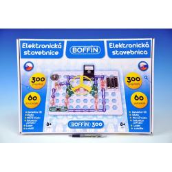 Obrázek Stavebnice Boffin 300 elektronická 300 projektů