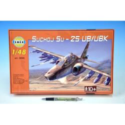 Obrázek Model Suchoj SU-25 UB/UBK
