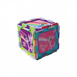 Obrázek Penové puzzle My Little Pony 32x32x1cm 8ks