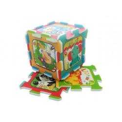 Obrázek Pěnové puzzle Fisher Price 32x32x1cm 8ks