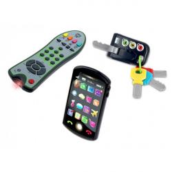Obrázek Trio set Tech Too - klíče, ovladač a telefon