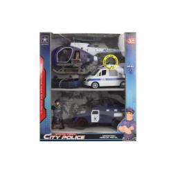 Obrázek Policejní sada na baterie