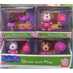 Obrázek Prasátko Peppa - figurky s módními doplňky