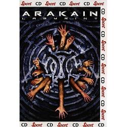 Obrázek CD Arakain Labyrint