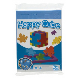Obrázek Hlavolamy HAPPY CUBE - Hlavolam 1ks obtížnost 5+ let