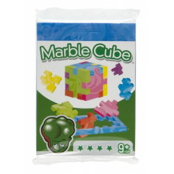 Obrázek Hlavolam 1ks obtiažnosť 9+ rokov (Marble Cube)