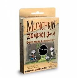 Obrázek Munchkin Zombíci 3+4