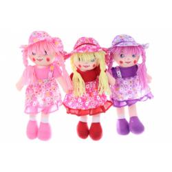 Obrázek Hadrová panenka zpívající česky