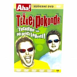 Obrázek DVD Těžkej pokondr