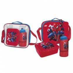 Obrázek Svačinová taška s příslušenstvím Spiderman