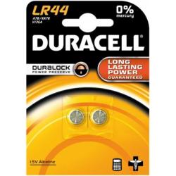 Obrázek Baterie Duracell Electronics LR44 1,5V 2ks