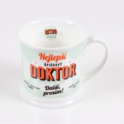 Obrázek Retro hrnek Doktor