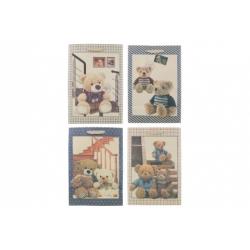 Obrázek Dárková taška s medvídky