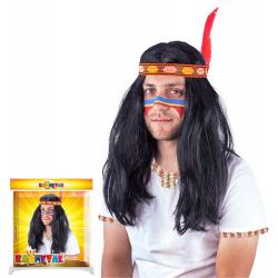 Obrázek parochňa indiánska pánska dospelá