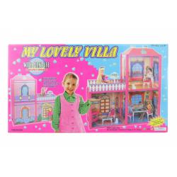 Obrázek Domek pro panenky menší