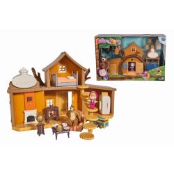 Obrázek Máša a medvěd Velký dům medvěda