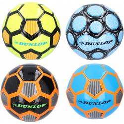Obrázek Míč fotbalový Dunlop šitý - 4 barvy