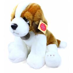 Obrázek plyšový pes bernardýn sedící, 30 cm
