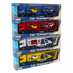 Obrázek Auto Transporter 1:48  - modrá