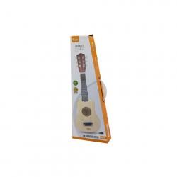 Obrázek Dřevěná kytara