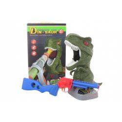 Obrázek Pistole s počítacím dinosaurem