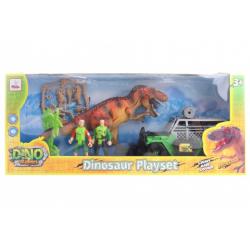 Obrázek Sada s dinosaurem na baterie