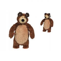 Obrázek Máša a medveď Plyšový medveď 40cm