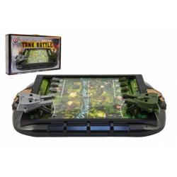 Obrázek Tanková bitva společenská hra v krabici 55x33x9cm