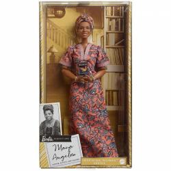 Obrázek Barbie INSPIRUJÍCÍ ŽENY - MAYA ANGELOU