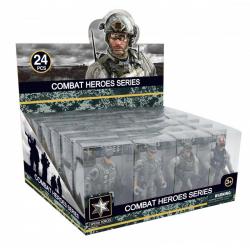 Obrázek Combat Hero - voják - 4 druhy