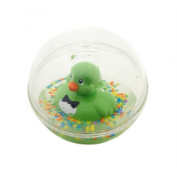 Obrázek Fisher Price kačenka v kouli - zelená