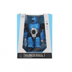 Obrázek Robot modrý na baterie