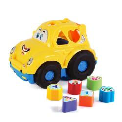 Obrázek Vkládačka auto BABY