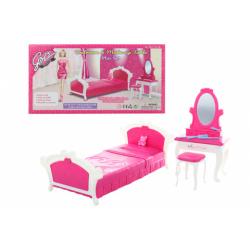 Obrázek Glorie Ložnice s toaletním stolkem