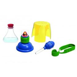 Obrázek Cool Science Bunsenův hořák s příslušenstvím plast  se světlem
