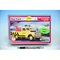 Obrázek Stavebnice Monti 56 Tow Truck Land Rover 1:35