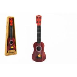 Obrázek Ukulele/kytara plast 43cm s trsátkem v krabičce 15x48x5cm