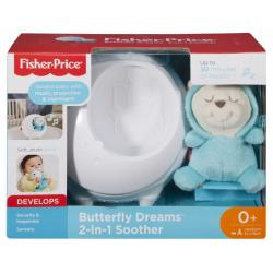 Obrázek Fisher Price projektor s motýlím kamarádem pro klidné sny