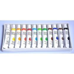 Obrázek Akrylové barvy 12x12 ml